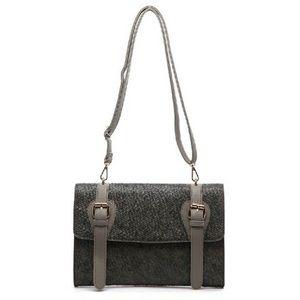 Pink Haley Finola Vintage Crossbody Bag